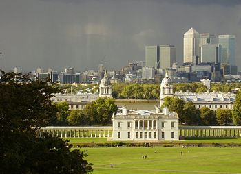 Greenwich is on the top ten list of best places to live in London