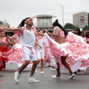 Carnival fun in Woolwich this weekend