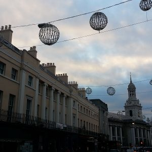Christmas in  Greenwich