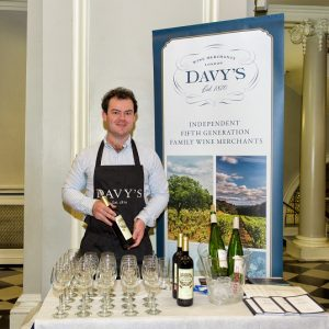 Davy's Wine Merchants were announced as a further sponsor at the Meet the Judges event