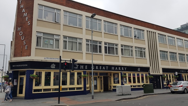The Great Harry, Woolwich
