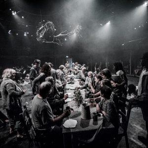 Dido and Aeneas - Purcell - Blackheath Halls Opera - 16th July 2018 Musical Director - Lee Reynolds Director - Polly Graham Designer - April Dalton Lighting Designer - Elliott Griggs Dido - Idunnu Münch Aeneas - Marcus Farnsworth The Sorceress - Willia
