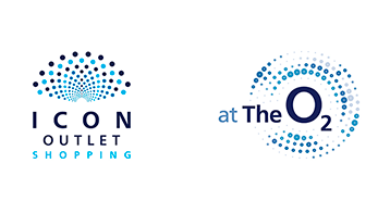 Icon Outlet Shopping Logo
