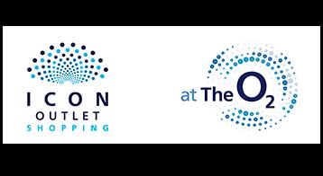 Icon Outlet Shopping Logo