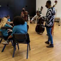 Chineke! Orchestra returns to Royal Greenwich for Black History Month