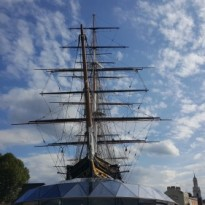 Win a Ticket to Climb Aboard The Cutty Sark!