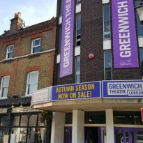 Greenwich Theatre secures £35,000 in emergency funding.