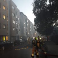 No reported injuries at huge Deptford fire