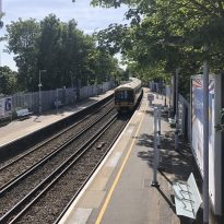 No train services into London from the borough of Greenwich