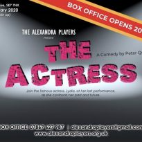"The Alexandra Players present ""The Actress"""
