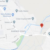 Crayford rubbish tip on fire after explosion