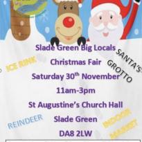Slade Green Big Locals Christmas fait