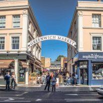 Greenwich Market opens tomorrow, Thursday 11th June
