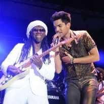 Pick of the Week: Adam Lambert's teamed up with legendary Nile Rodgers