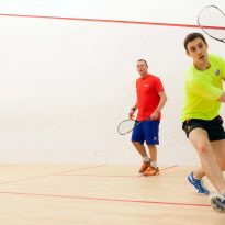 Blackheath Squash Club celebrates new funding