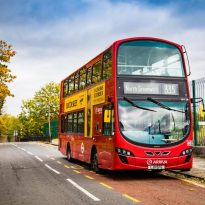 New Bus proving popular with passengers
