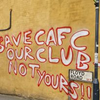 Charlton Athletic fans protest club ownership