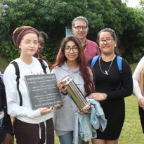 Time Capsules Buried To Mark 50 Years Of Community Centre