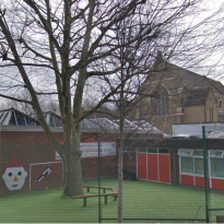 Play Equipment Stolen from Woolwich School
