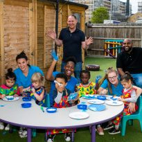 Community spirit shines across borough