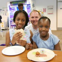 Borough Serving Up Nourishing Meals for Kids This Summer