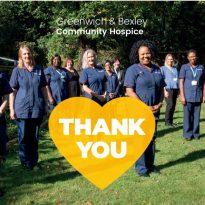 Regional winner accolade for dedicated hospice team