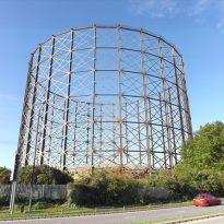 Campaign to Save Blur's Greenwich Gasholder
