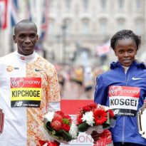 Eliud Kipchoge wins 2019 London Marathon