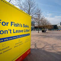 For Fishes Sake – Take Your Litter Home!