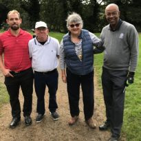 £2,700 raised at the Mayor's Charity Golf Day