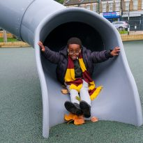 Playtime's back in Plumstead!