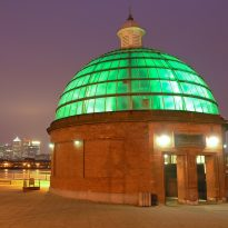 Greenwich Foot Tunnel closed this weekend