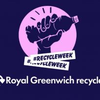 Recycle Week in the Royal Borough of Greenwich