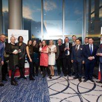 First Business Awards Huge Success