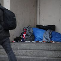 Volunteers needed to help Greenwich's homeless