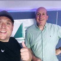 Scott from the Proper Blokes Club visits Maritime Radio