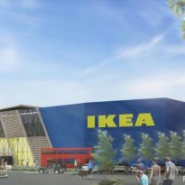 £100 Million IKEA To Open In Greenwich
