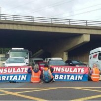 Arrests made in M25 Climate Protest