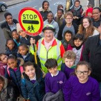 Plumstead lollipop lady retires after 45 years