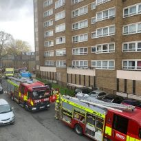 LFB Candle warning following Woolwich flat fire