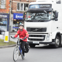 Safer Lorry Scheme Comes Into Operation