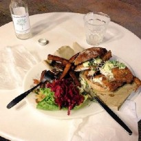 Maritime Sole in a Roll – Solesome Food!