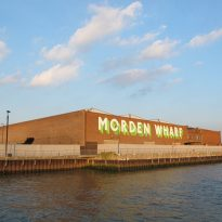 New towers approved at Morden Wharf