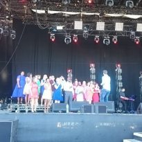 Lewisham & Greenwich NHS Choir perform at OnBlackheath