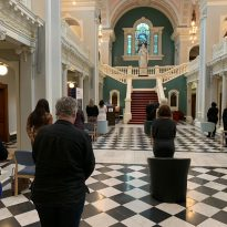 Greenwich remembers key workers who have lost their lives
