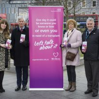 Roadshow Encourages Residents to sign up for Organ Donation