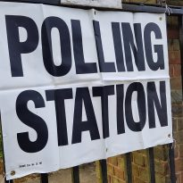 EU Election: Greenwich Residents Go to the Polls