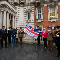 Celebrating Armed Forces Week