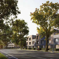 80 sustainable council homes approved across three sites in Kidbrooke