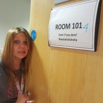 Win Theatre Tickets in Room 101